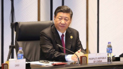 Xi calls for joint efforts to open new chapter of cooperation in Asia-Pacific region