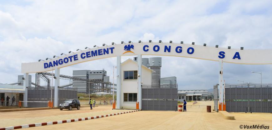 Cimenterie de Dangoté : un pas vers l'autosuffisance en ciment au Congo