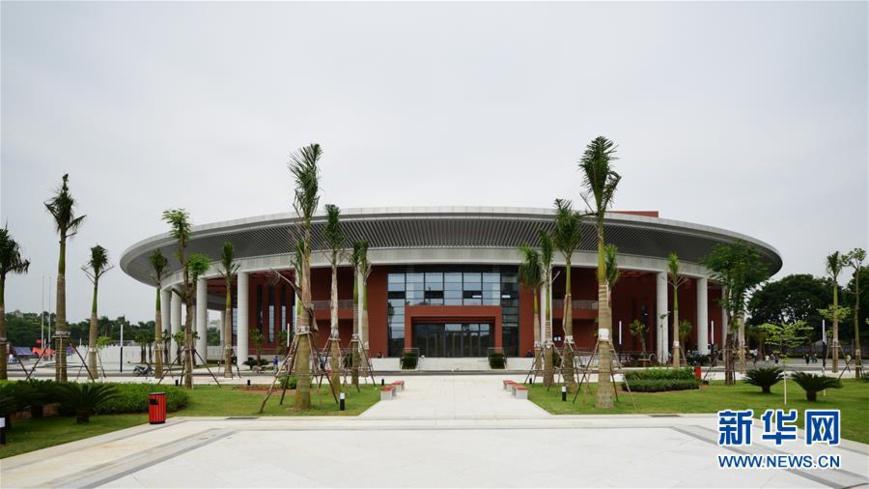 Vietnam-China Friendship Palace, witness of friendship