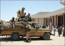L'Armée Nationale Tchadienne (ANT) l'une des meilleures Armées du monde