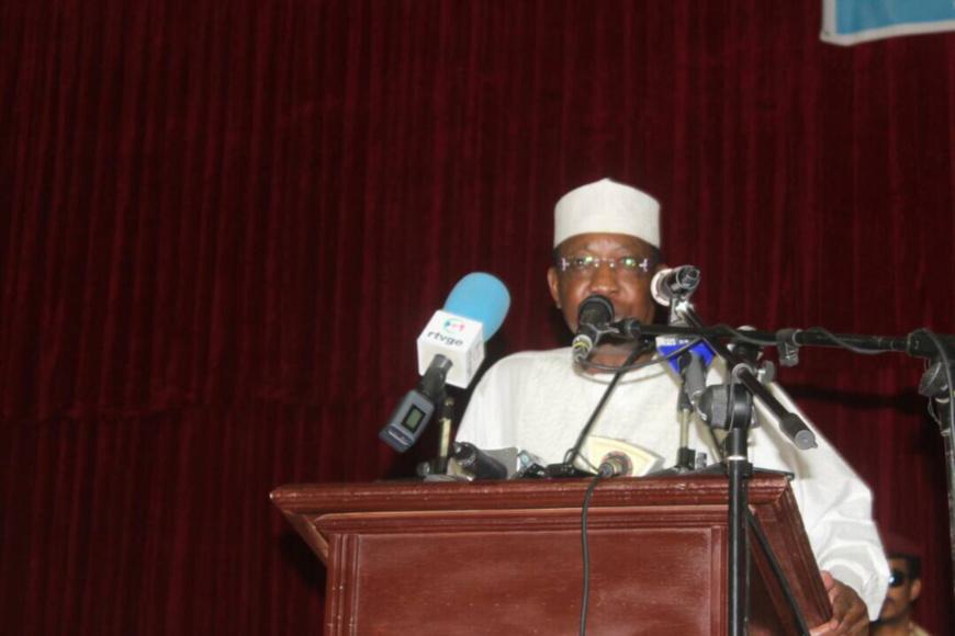 """Idriss Deby : """"Je n'ai été corrompu et je ne le serais jamais"""""""