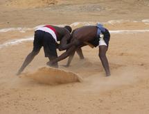 Lutte traditionnelle : les hommes forts du Tchad