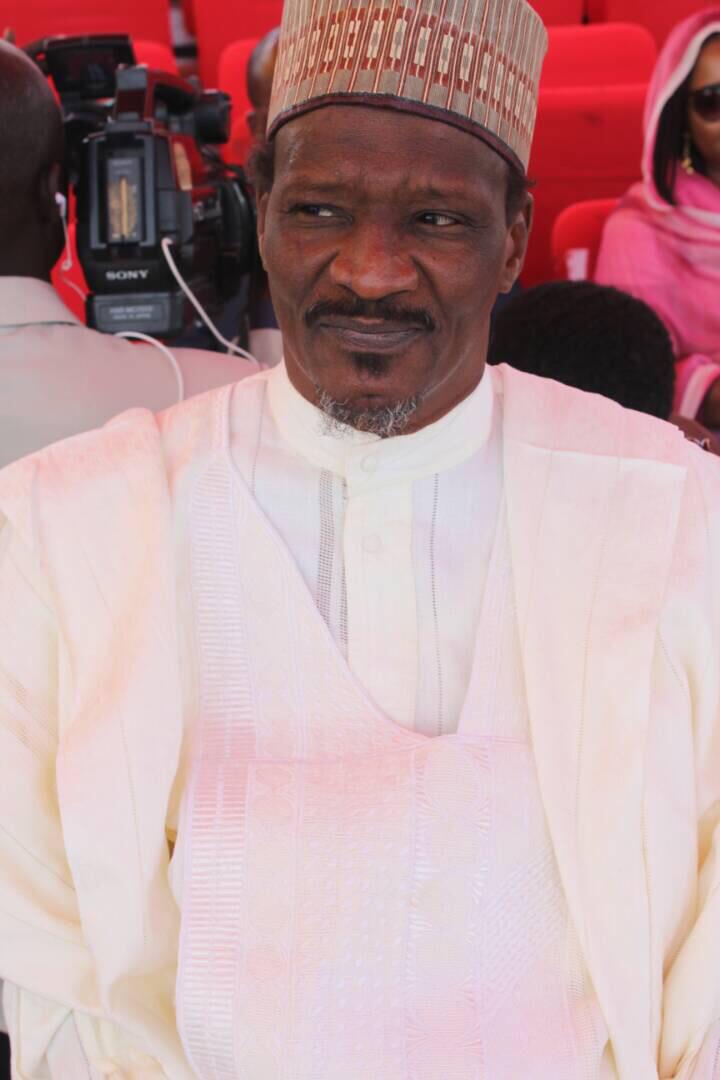 Le président du Mouvement Démocratique Africain (MDA), Mahamat Yosko Brahim. Alwihda Info