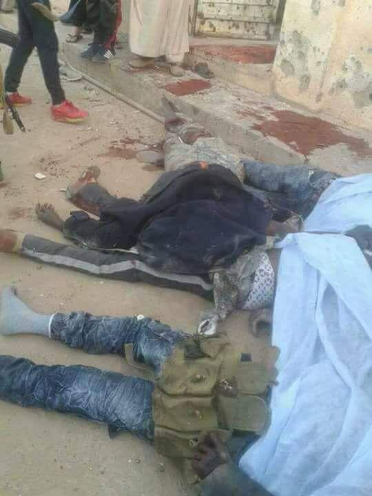 Une attaque libyenne et non des affrontements inter rebelles tchadiens