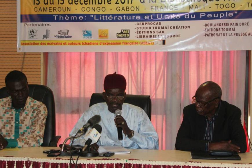 Tchad : un festival littéraire pour renforcer l'unité. Alwihda Info