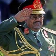 Le maréchal Omar Al-Bashir.