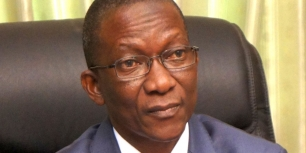 Le Ministre de l'Agriculture, de l'Elevage et de l'Hydraulique, Ouro-Koura Agadazi. Crédits photo : sources
