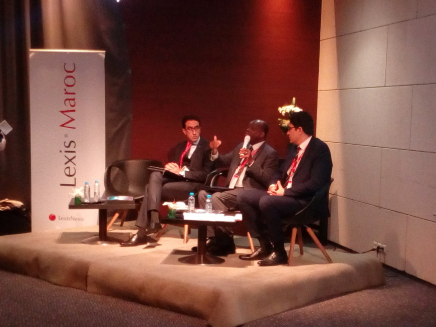 Symposium international Investissement en Afrique et sécurité juridique : L'adhésion du Maroc à la CEDEAO et l'OHADA au coeur des débats