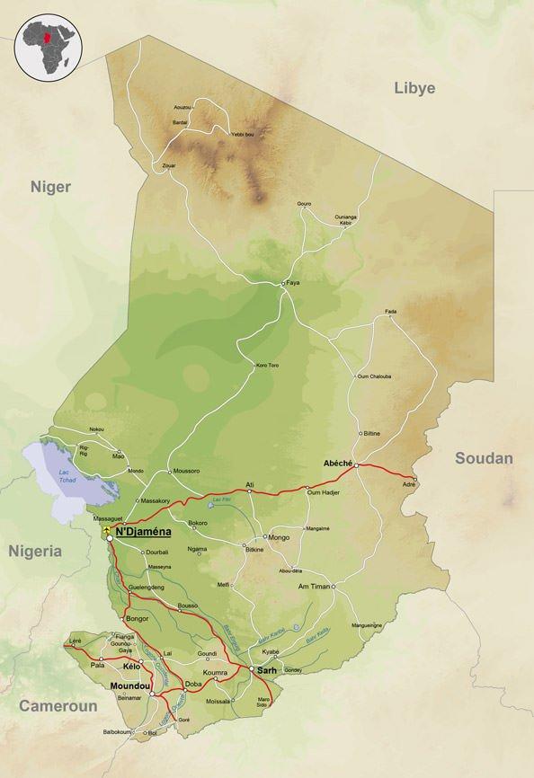 Tchad : affrontements près de la frontière avec la Libye, plusieurs morts