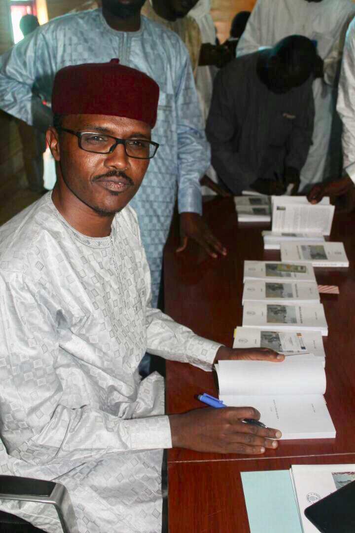 Tchad : Brahim Guihini présente son ouvrage «Abéché, ville de ma mère»