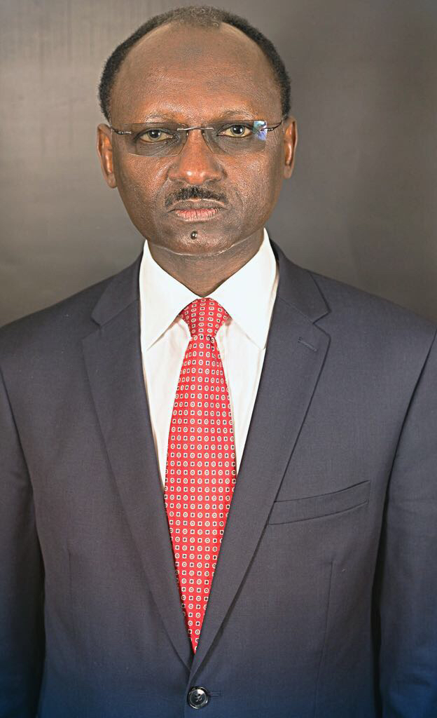 Dr Abakar Tollimi.