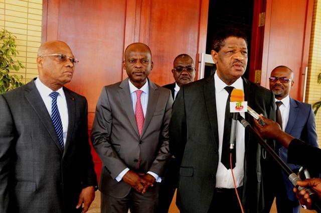 Togo : le chef de l'Etat a reçu une délégation de la commission de la CEDEAO