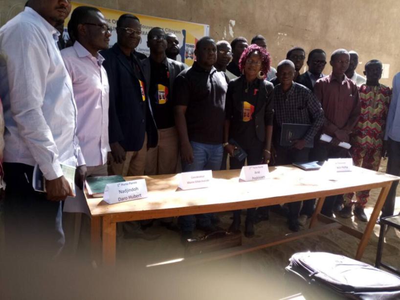 """Tchad : """"endormis par des beaux discours"""", des jeunes lancent un mouvement citoyen"""