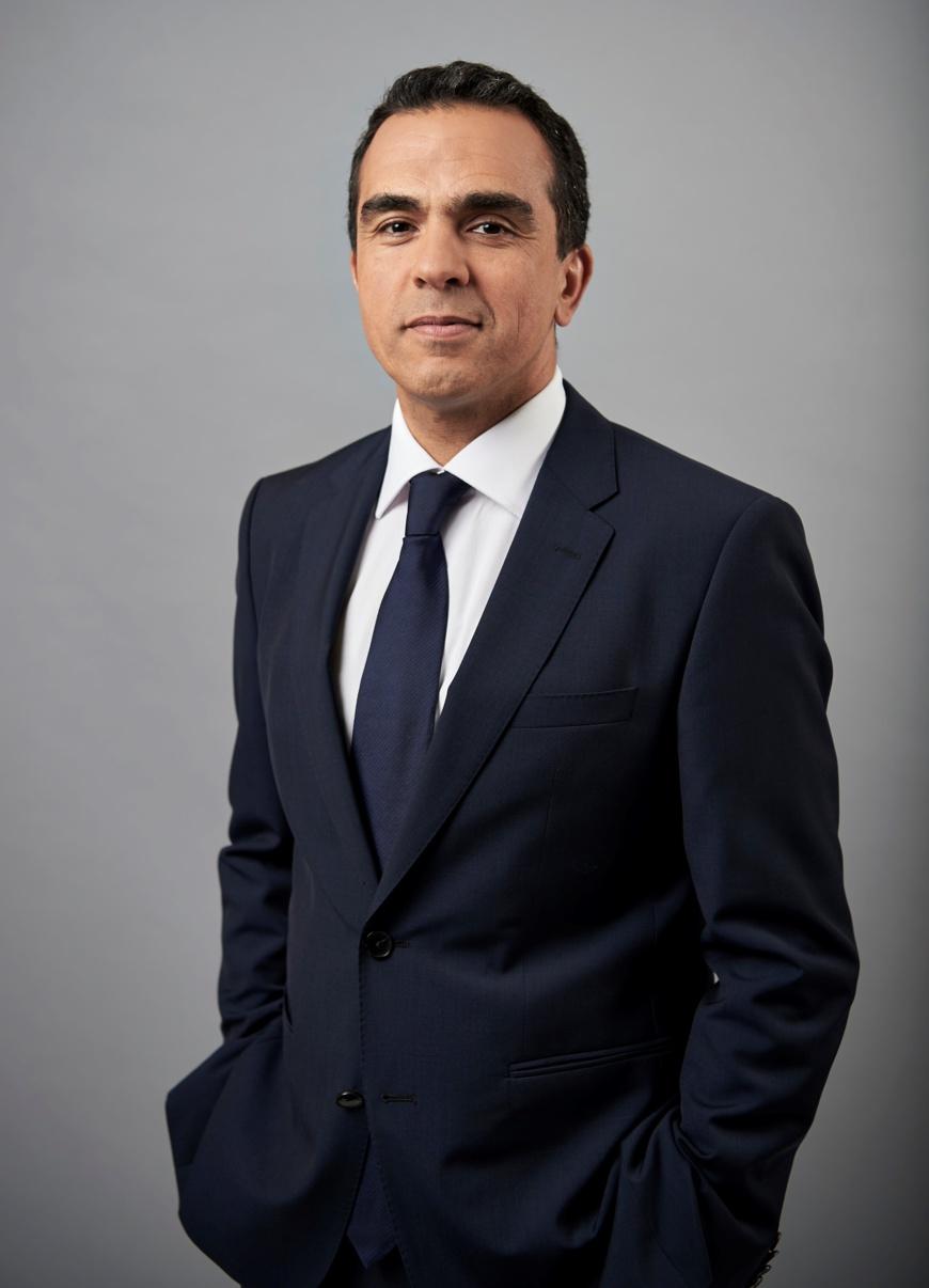 Nassir Ghrous, SVP Services bancaires & paiement pour la région CISMEA chez Gemalto