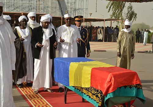 Funérailles d'Hissein Hassan : « Il nous quitte au moment où le Tchad a besoin de lui »