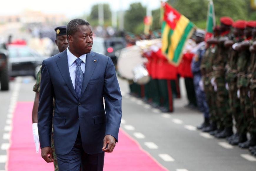 Faure Essozimna Gnassingbé. Crédits photo : sources