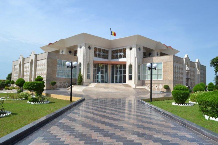 Le président tchadien en visite privée à Paris