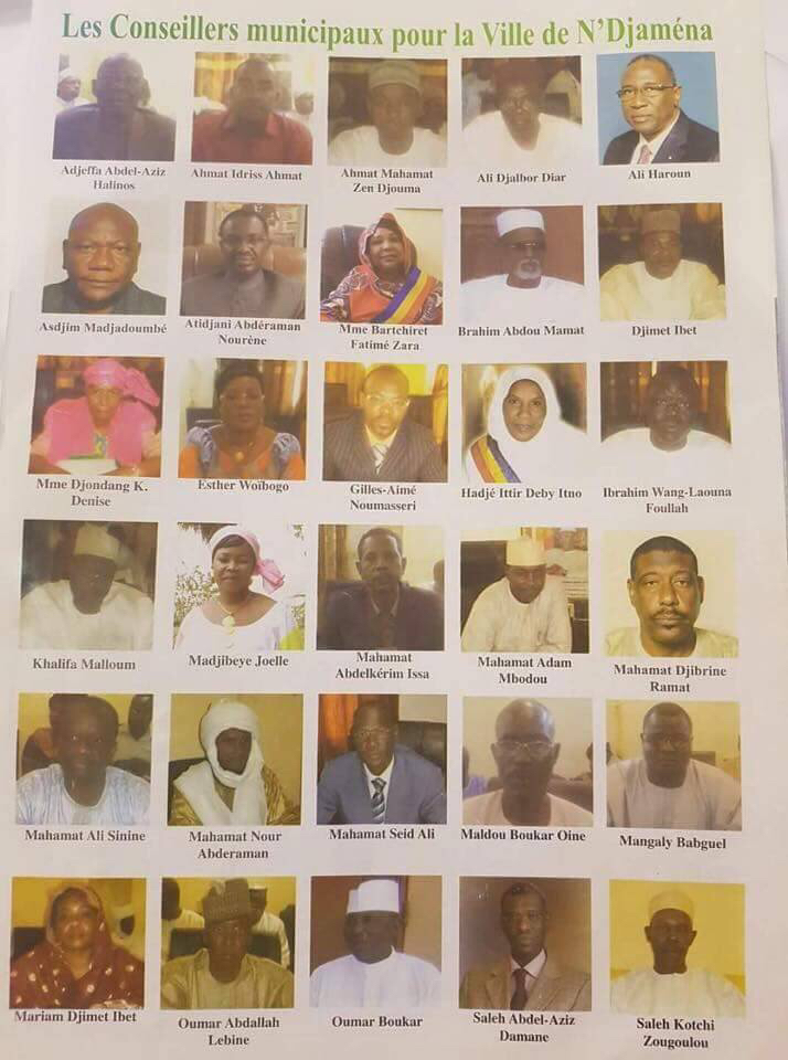 Tchad : combat de coq pour la succession de Mariam Djimet Ibet à la Mairie de N'Djamena