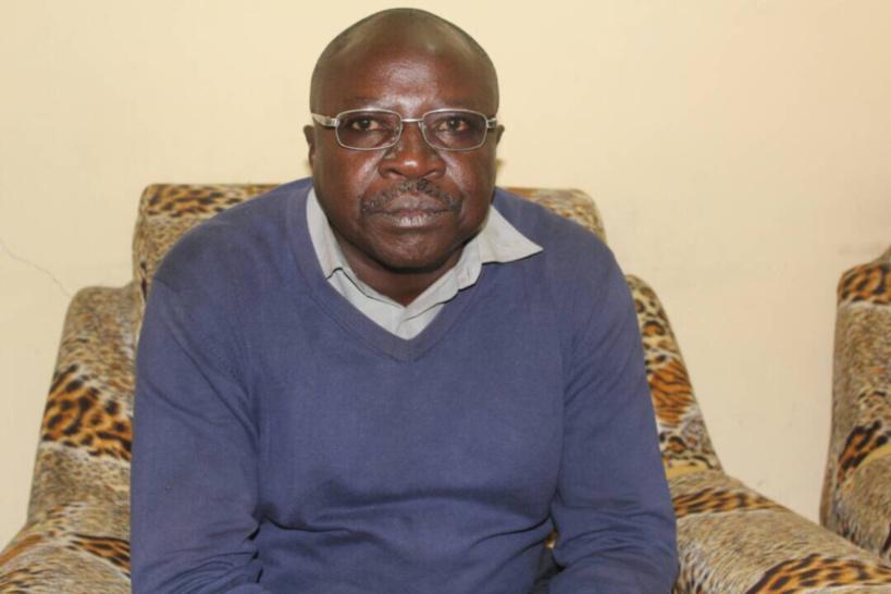 Le secrétaire général de la section régionale du Syndicat des Enseignants du Tchad (SET), Blaise Ngartoigue. Alwihda Info