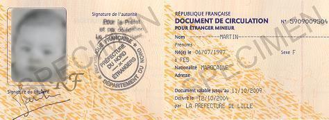 Le document de circulation pour étrangers mineurs (DCEM) : qui peut le demander ?