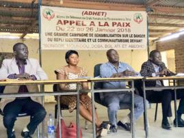 L'Alliance des Défenseurs des Droits Humains et de l'Environnement au Tchad (ADHET). Alwihda Info
