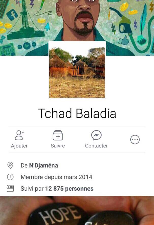 Tchad : ces pages Facebook qui ont fait vibrer les réseaux sociaux