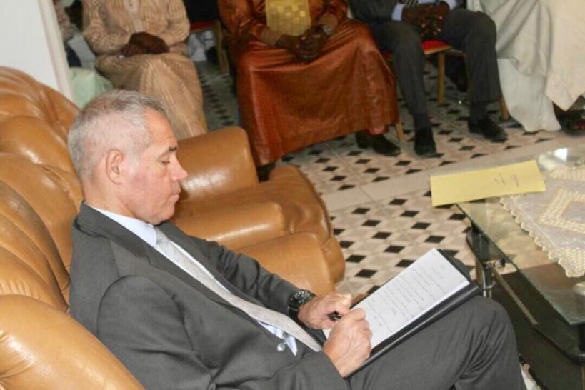 """Tchad : le nouveau centre d'etude pour le développement veut lancer la chaine """"Sahel 7"""""""