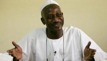 Ibni Oumar Mahamat Saleh. Crédits photo : DR