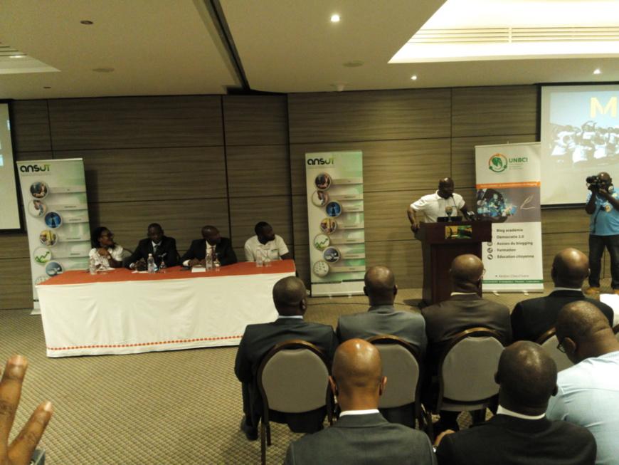 Côte d'Ivoire/Caravane Ansut Blog Camp : 2025 kilomètres parcourus pour former les populations aux Tic