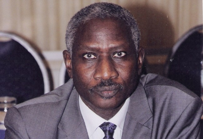 Ibni Oumar Mahamat Saleh. Crédit photo : sources