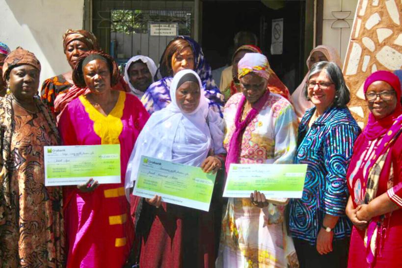 4 femmes tchadiennes primées pour leur leadership dans divers secteurs