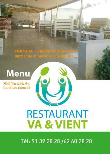 """Tchad: """"Va et Vient"""", un nouveau restaurant à l'aéroport"""
