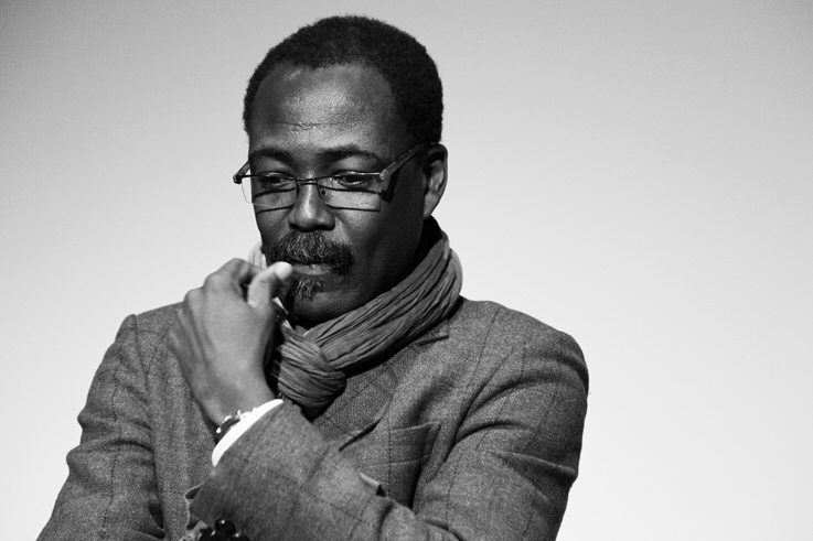 Mahamat Saleh Haroun. Crédits photo : DR
