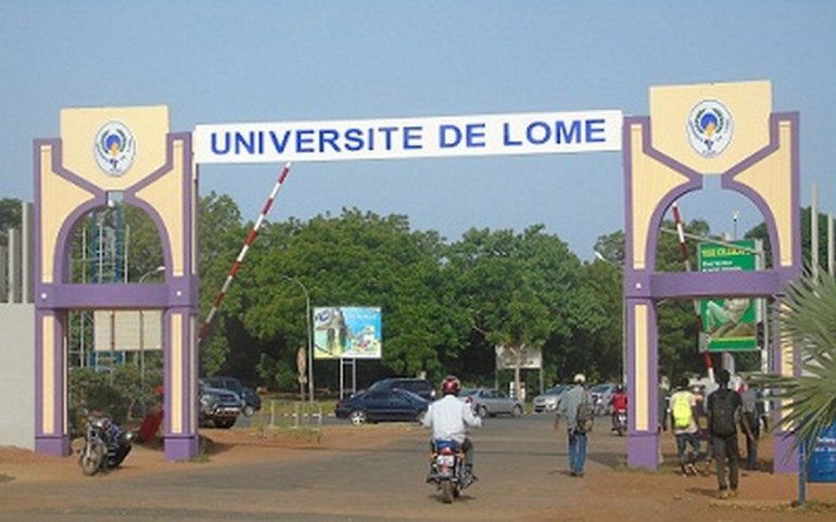L'université de Lomé. Crédits photo : DR