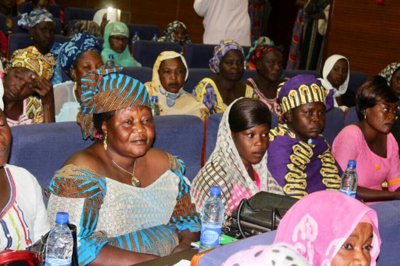 Les femmes commerçantes s'investissent dans la préservation de la paix au Tchad