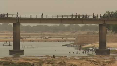 N'Djamena : Pont de chagoua, un paradis de faux