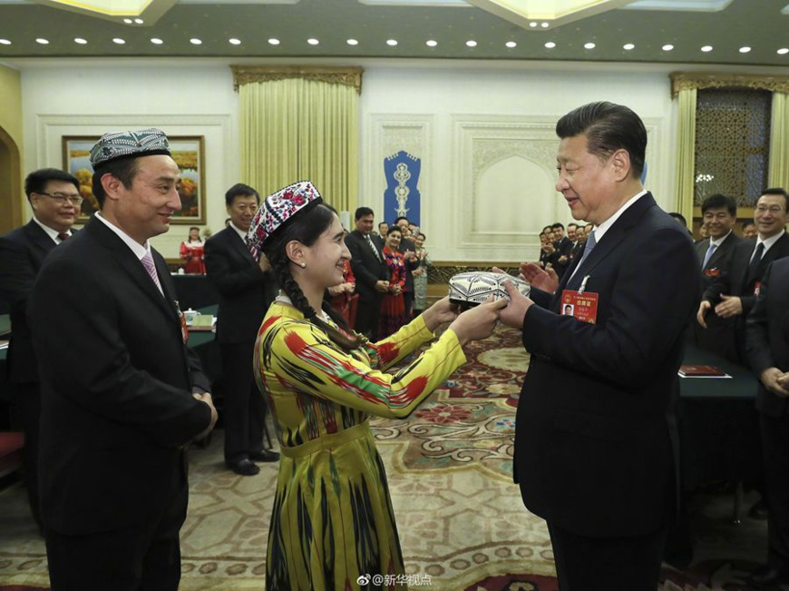 Understand China's Endeavor through Xi Jinping's Two Sessions Footprint