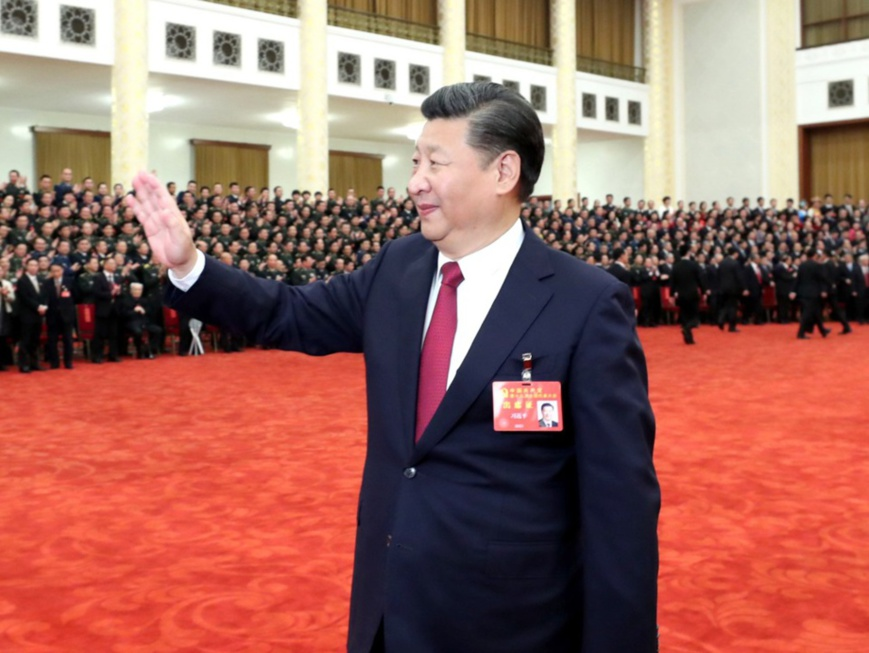 Op-ed: Xi's thought injects positive energy into world
