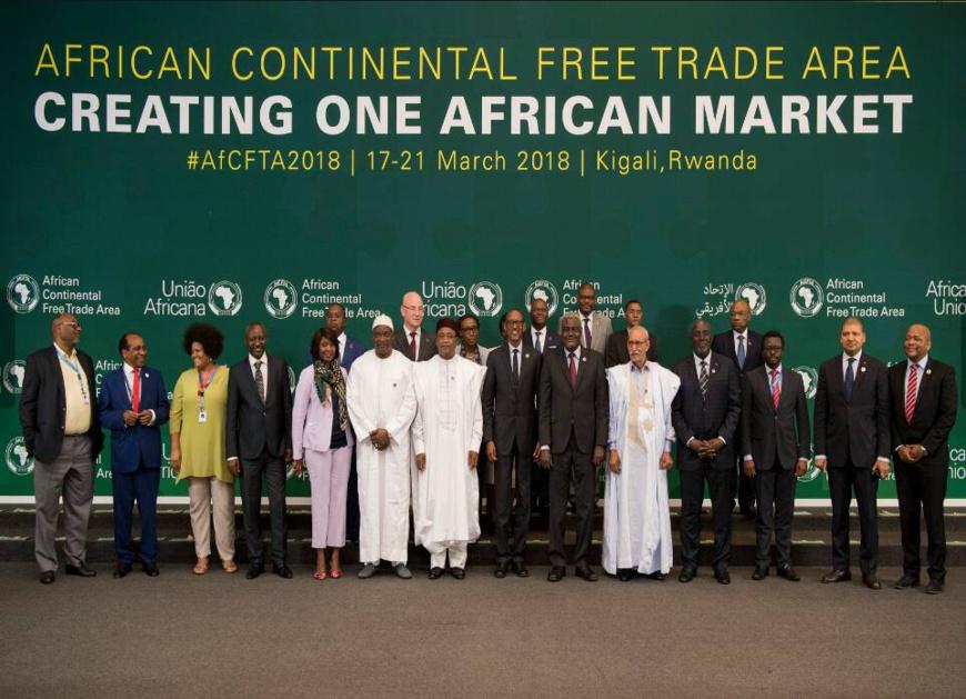 Accord sur la zone de libre-échange de l'UA : un million de dollars US engagé sur les actions de sensibilisation