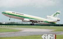 Un avion de l'ex compagnie Air Afrique.