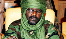 Le chef rebelle du Darfour, Khalil Ibrahim