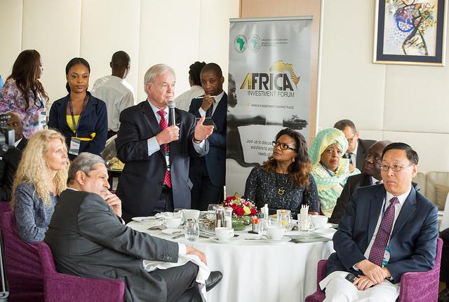 Le premier marché de l'investissement de l'Afrique va accélérer la transformation économique du continent