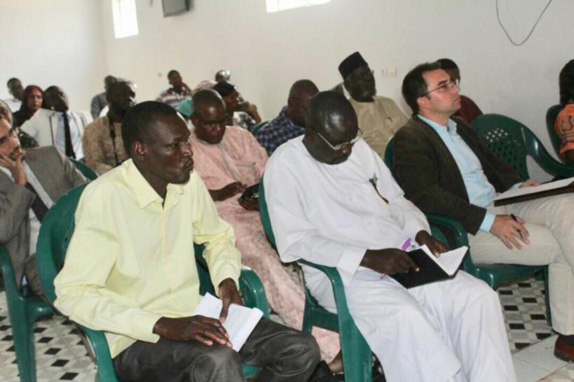 Restitution de la mission de déradicalisation du CEDPE au Centre d'Etudes. Alwihda Info