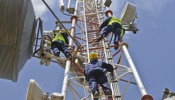 Une antenne réseau. © photo : Vincent Fournier/JA