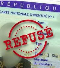 Refus d'une poignée de main, rejet de la nationalité française