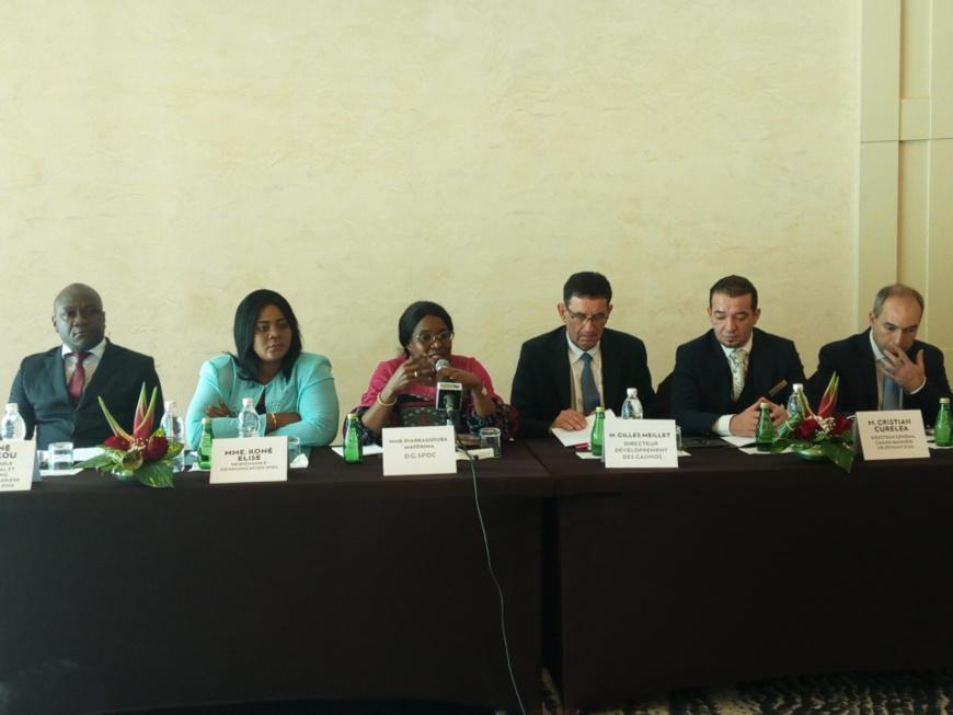 Côte d'Ivoire : La Spdc plaide pour un accès total des Ivoiriens au casino du Sofitel hôtel Ivoire d'Abidjan