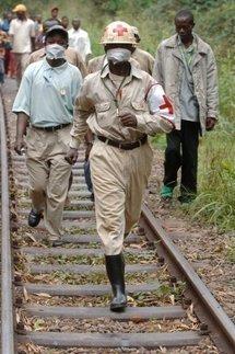 Accident de train au Congo : Le Président Idriss Déby adresse ses condoléances