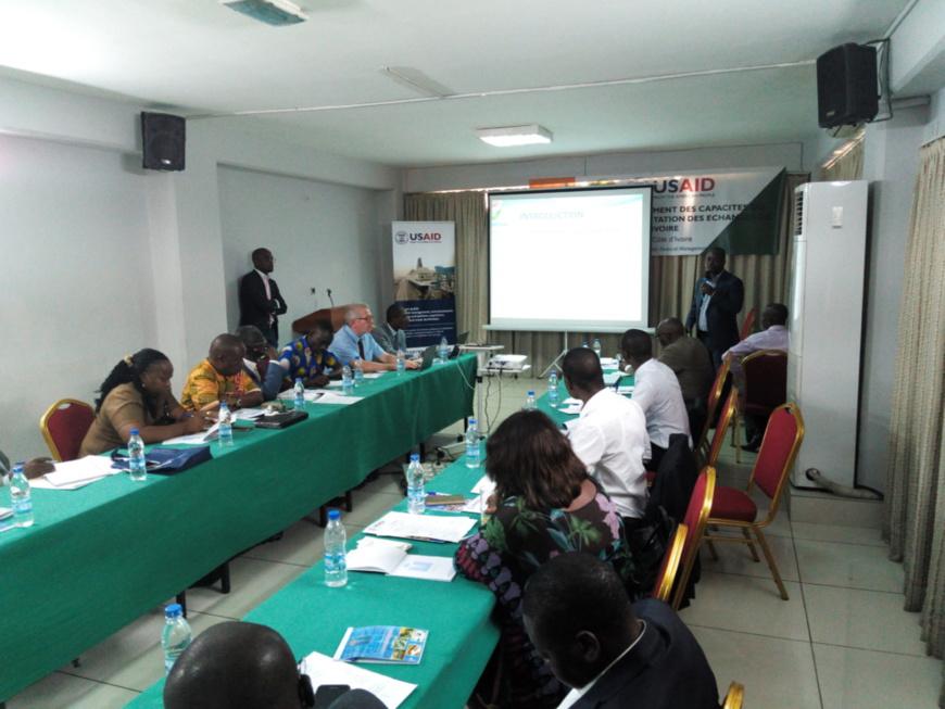 Réglementation commerciale à l'import-export en Côte d'Ivoire : Cnfe, secteur privé, société civile et journalistes instruits