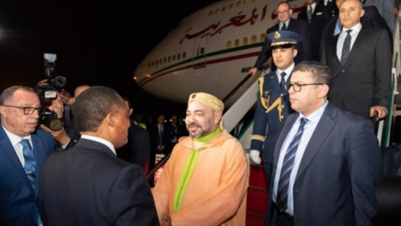 Grand défenseur du climat, le Roi du Maroc en visite en République du Congo