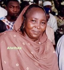 Soureya Moustapha, cadre au ministère de l'Assainissement de la vie Publique et de la Bonne Gouvernance.